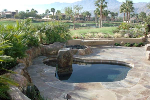 Pool Construction Palm Springs Pools Palm Springs Pools